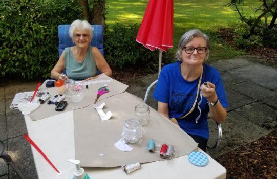 Betreuung und Aktivierung in Altersliegenschaften