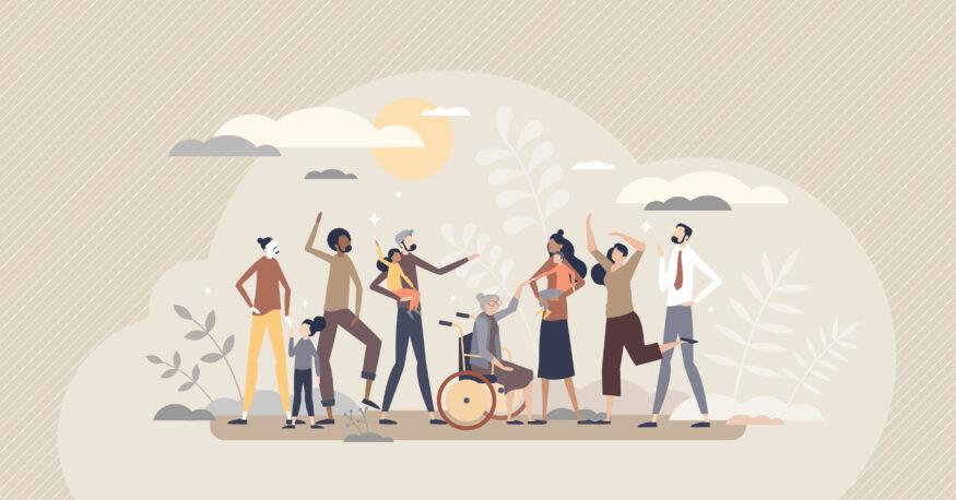 PLUS 65 - Senioren*innen aktiv in Gemeinden