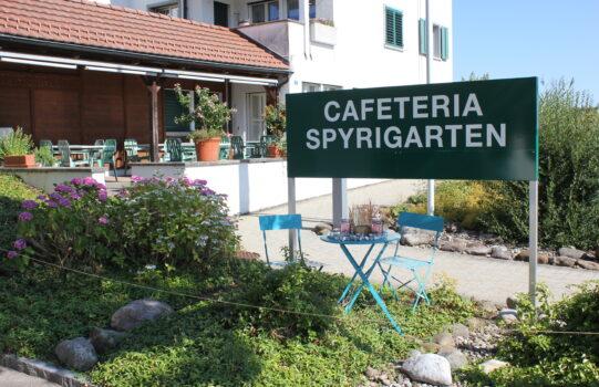 Corona überleben - Cafeteria Spyrigarten