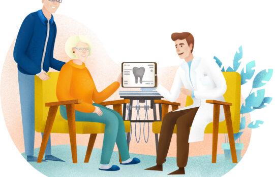 Pflegerische Zahnmedizin